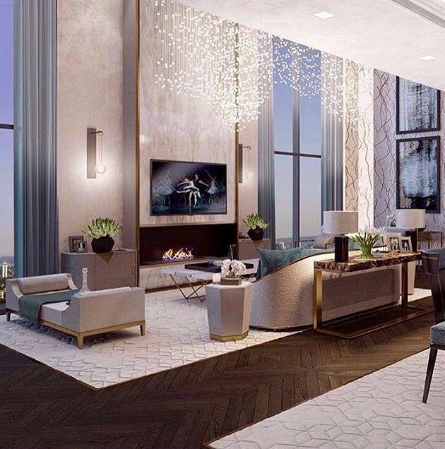 27 Luxury Living Room Ideas Pictures Of Beautiful Rooms: Pinterest : Brittzoebaz28 ♡ …