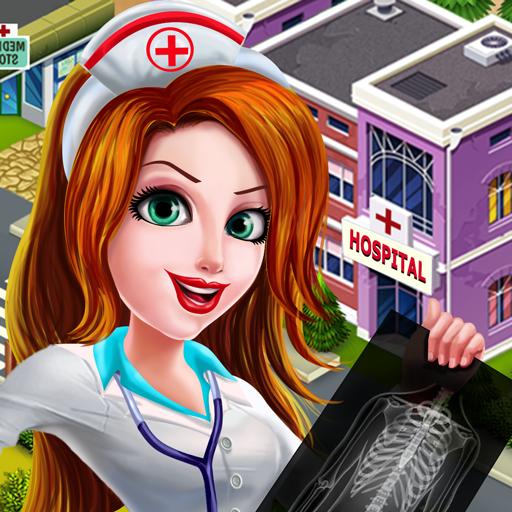 Doctor Dash Hospital Game 1.46 APK MOD Hack Hospital, Mod