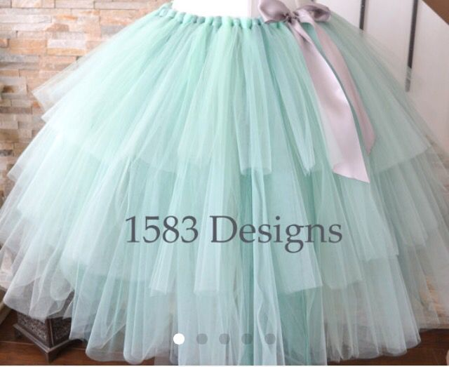441ff3b7ab Tiered tulle skirt! | DIY | Adult tutu skirts, Ribbon tutu, Tutu ...