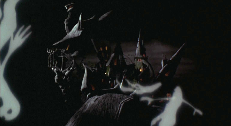 halloween town set piece from the nightmare before christmas httpwww - Halloween Nightmare