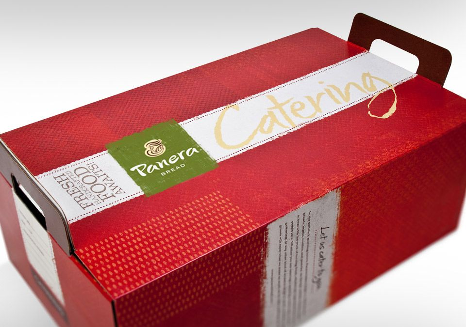 Mitre Agency - Panera Bread - Catering | Mitre Packaging ...