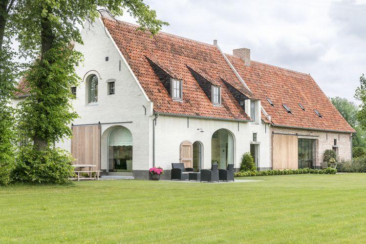 Een ware ontdekking belgian house pinterest haus for Modernes wohnen haus
