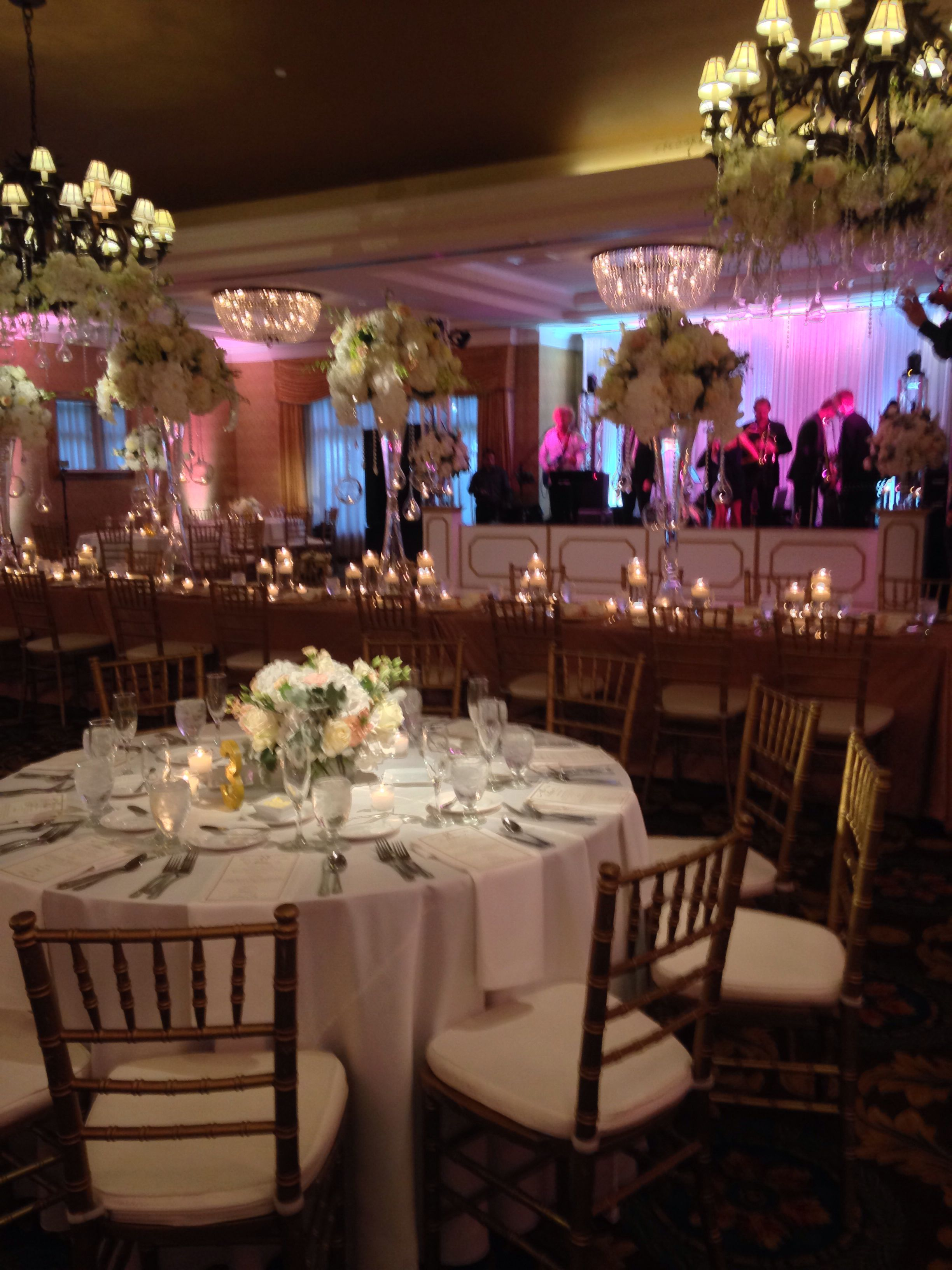 Decor by Xquisite and florals by Garden Gate. | STONEBRIAR WEDDINGS ...