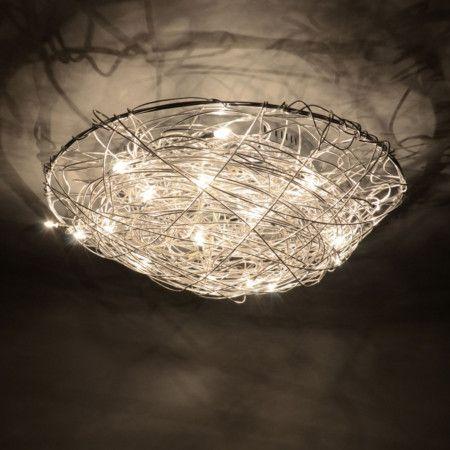 Ceiling Lamp Draht 70cm Aluminium | Bling Bling! | Pinterest | Ceilings