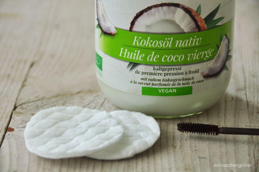 plastikfrei abschminken mit kokos l diy kosmetik pinterest abschminken kokos l und kosmetik. Black Bedroom Furniture Sets. Home Design Ideas