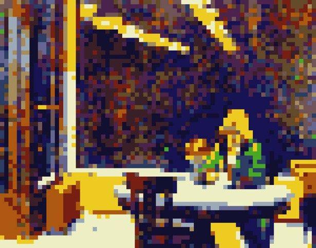 pixel art 300 dpi