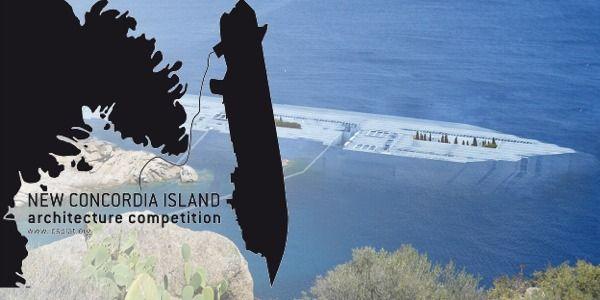 Ad un anno dal naufragio, cambierà il destino della Costa Concordia? - http://www.lavika.it/2013/01/relitto-costa-concordia-concorso-architettura/