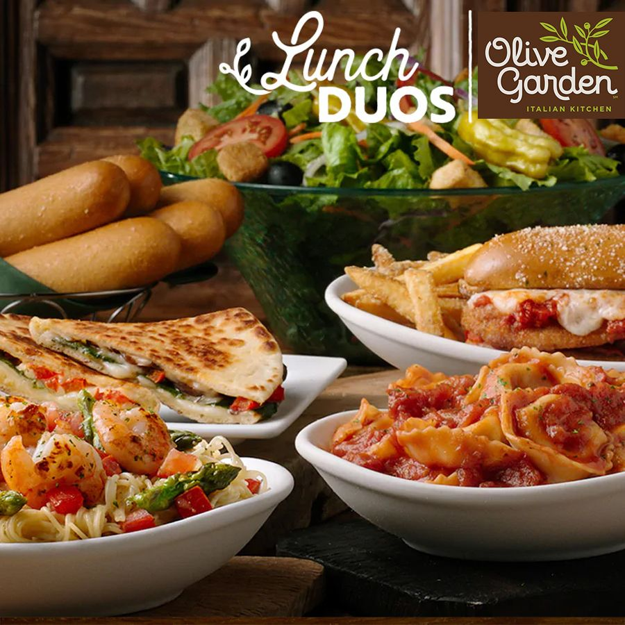 8 Pics Olive Garden Lunch Times And Review in 2020 Olive