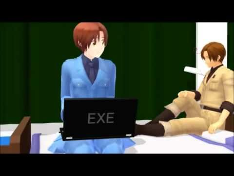 [MMD APH] Hetalia Funny~ (collection) - YouTube