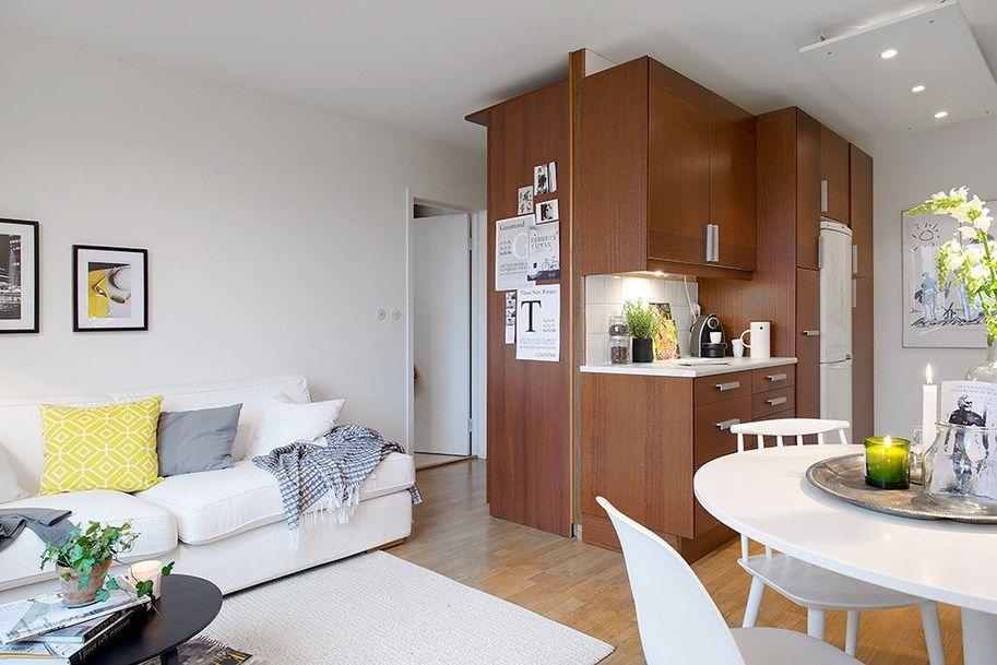 soluciones almacenaje decoración pisos nórdicos pequeños decoración