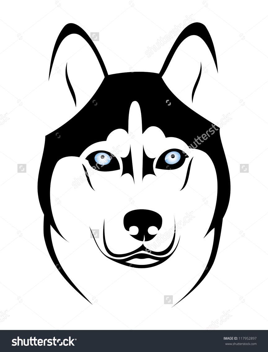 Pin de Tristan Stanton en Husky | Pinterest | Mascotas y Dibujo