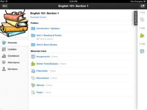 Schoology App (With images) Schoology, Formative