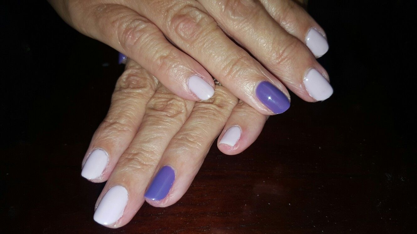 Opi gel, in memory of Prince, call or message me to receive $10 off new clients.