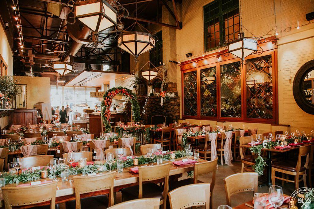 Bonterra Trattoria Calgary Wedding In 2020 Calgary Wedding Venues Intimate Wedding Reception Calgary Restaurants