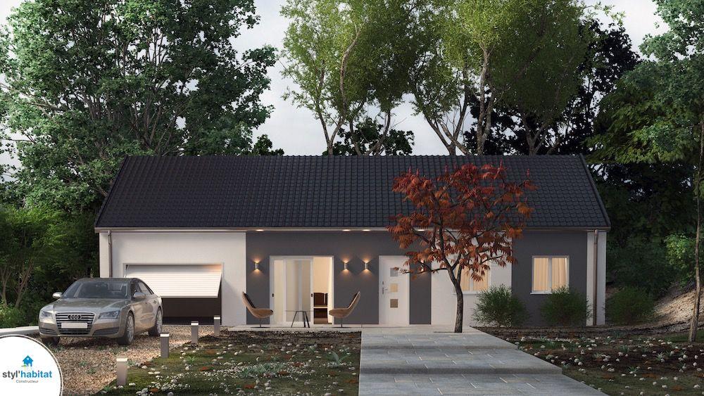 maison petit prix par maisons cercle entreprise casa. Black Bedroom Furniture Sets. Home Design Ideas