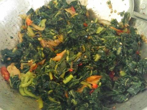 Resep Tumis Daun Pepaya Ebi No Pahit Oleh Dinda Rizky Tan Resep Tumis Resep Masakan Asia Makanan