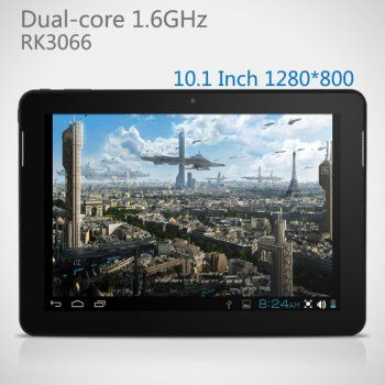 Window N101 Tablet pc 10.1 pollici capacitivo android 4.0 bluetooth rk3066 32gb dual core