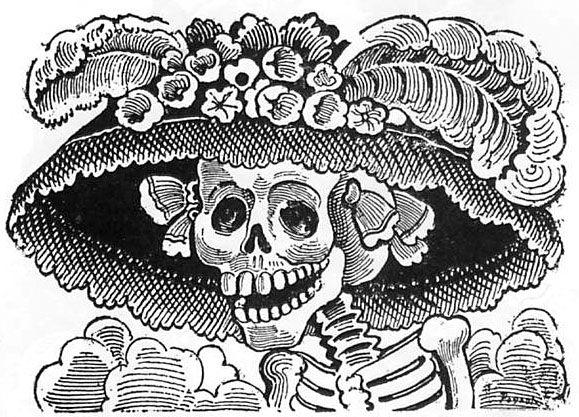 38+ Dia de los muertos clipart free info