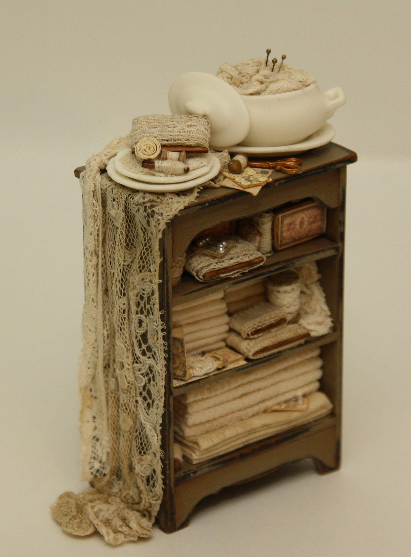 #Poppenhuis #Miniaturen