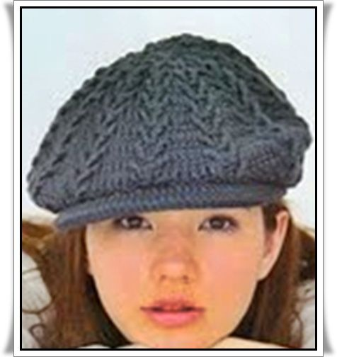 http://tejiendocon-donny.blogspot.com.ar/ | gorros boinas sombreros ...