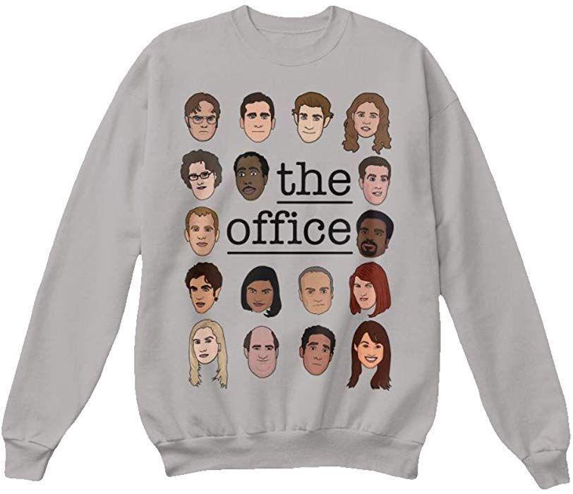 Amazon com: superhotapparel The Office tv Show Sweatshirt