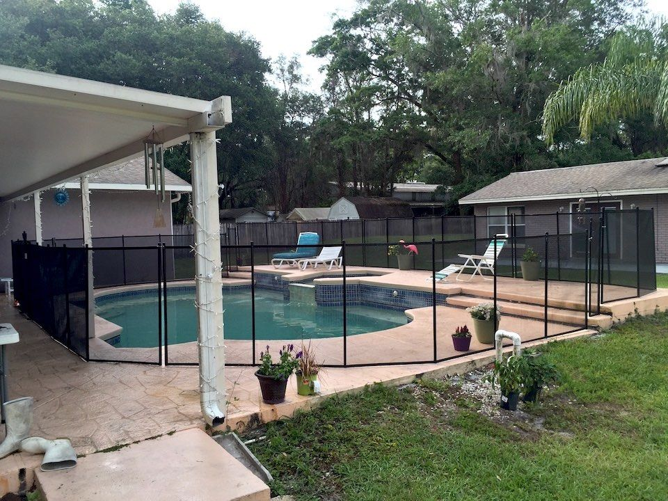 Swimming Pools We Can Install Your Baby Barrier Pool Fence