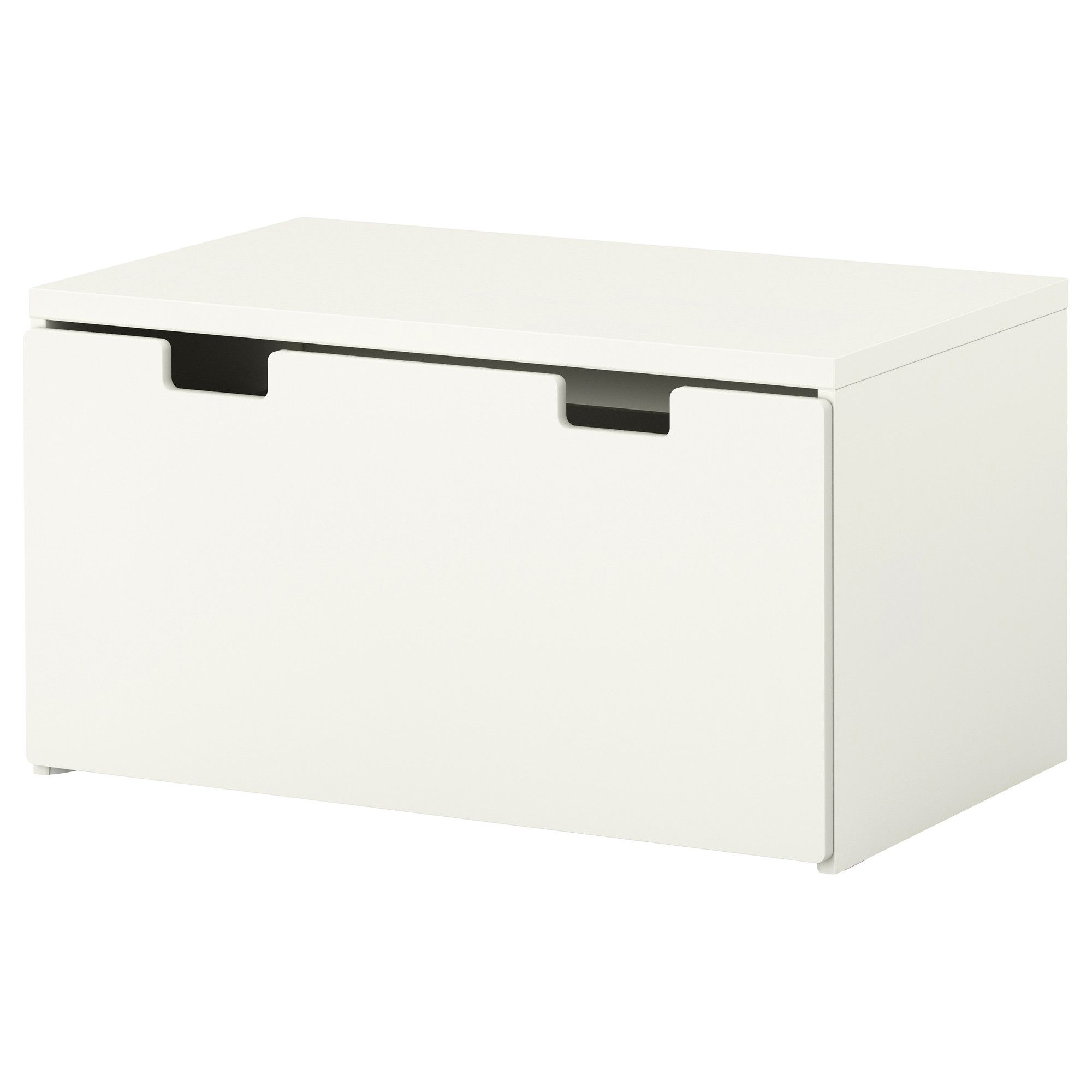 ikea stuva banc avec rangement blanc blanc. Black Bedroom Furniture Sets. Home Design Ideas