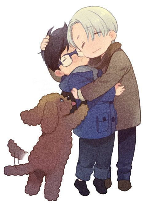Yuri on ice/ Yuri Katsuki and Victor Nikiforov | Yuri! On ice