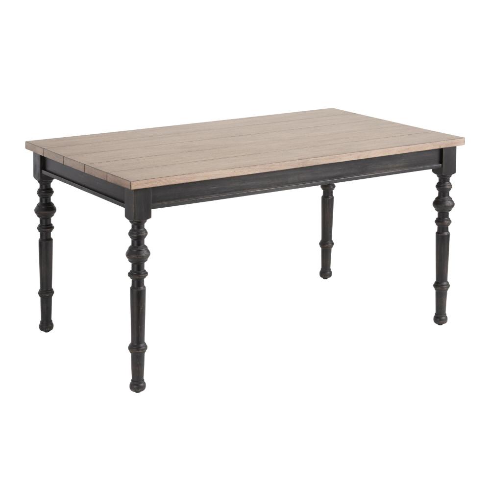 44+ Phoebe farmhouse dining table model