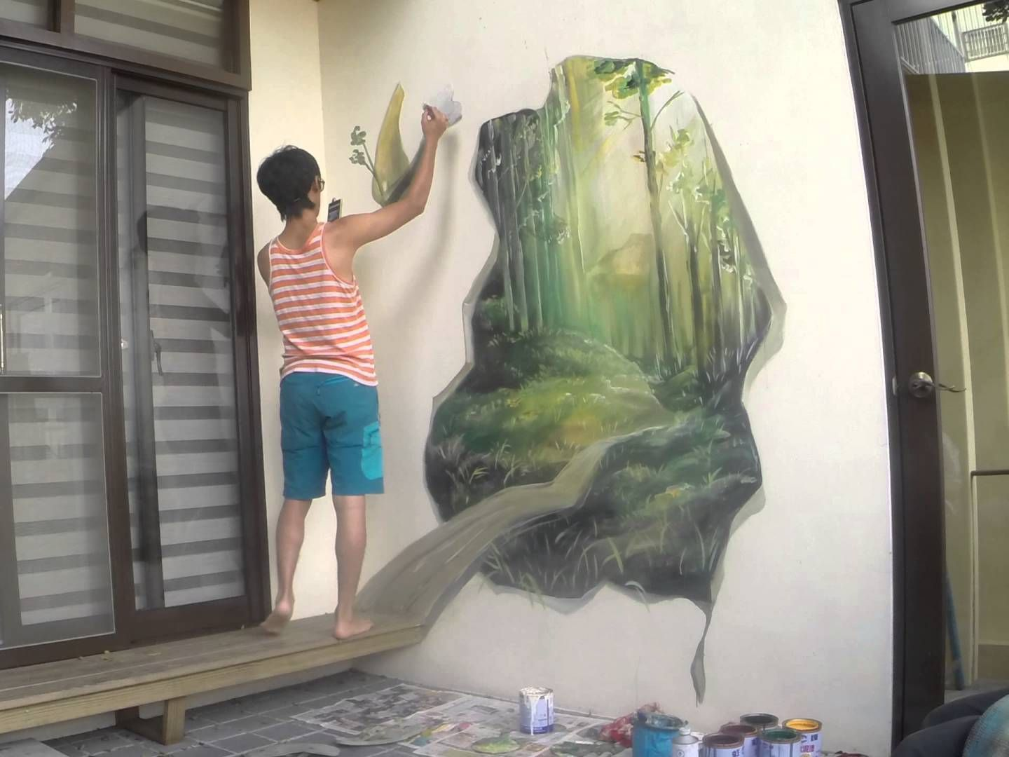 Httpsfacebookpicabbomurals rainforest inspirations magic wall paint 1440 x 1080 disclaimer we do not own any of these picturesgraphics all the images are not under our cop amipublicfo Gallery
