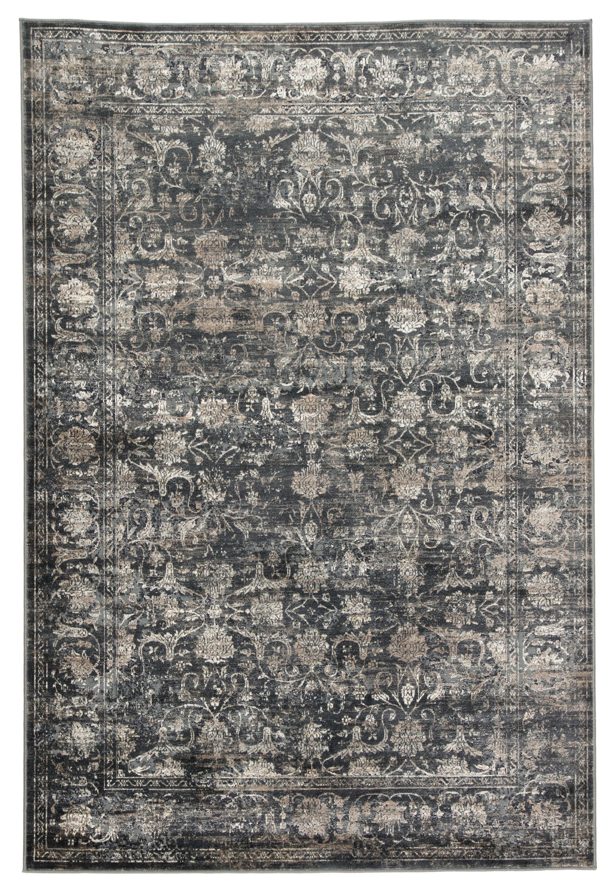Feel Like A Royal With The Annette Rug A Traditional Border