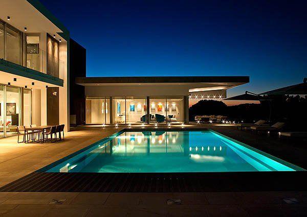 Piscina. Quinta Villa | Reino Unido