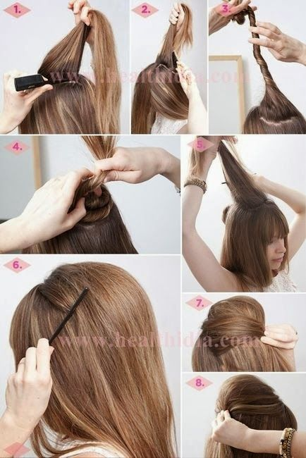 Worlds Best School And College Girls Hairstyles With Tutorials For