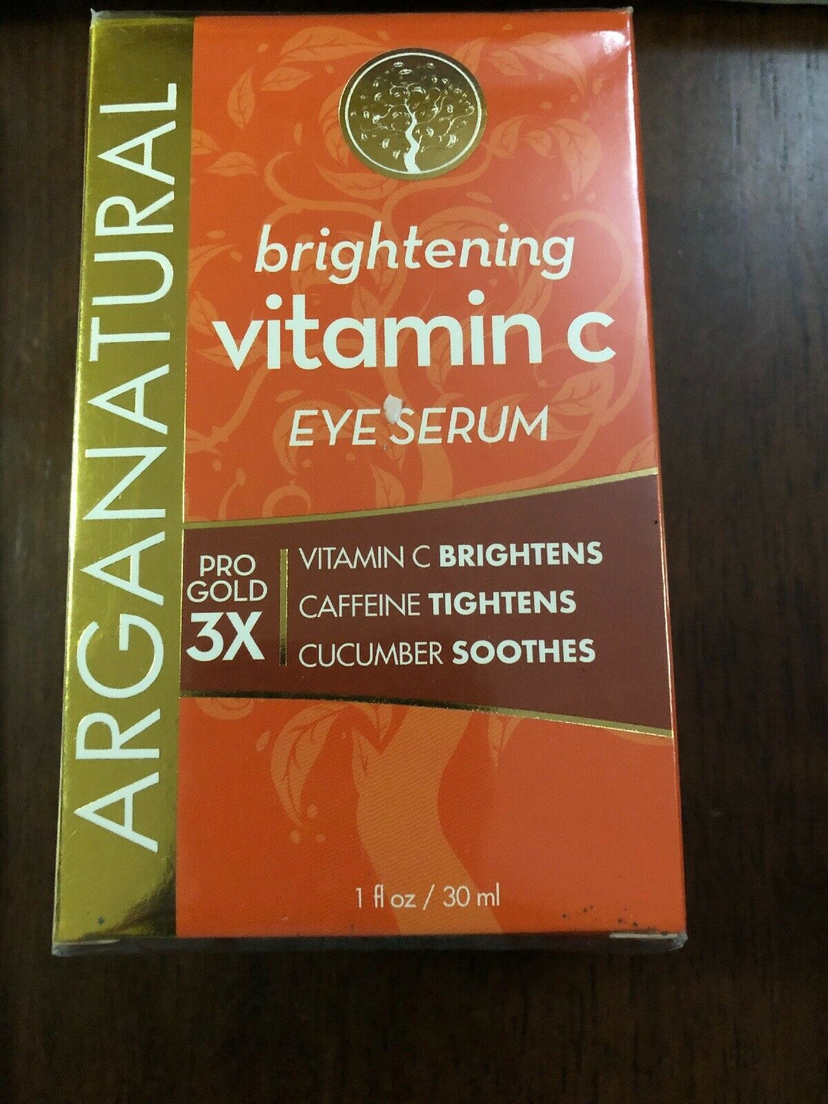 Arganatural Brightening Vitamin C Eye Serum Brand New Factory Sealed Vitamin C Serums Ideas Of Vitamin C Serums Vitaminc H Vitamin C Eye Serum Vitamins