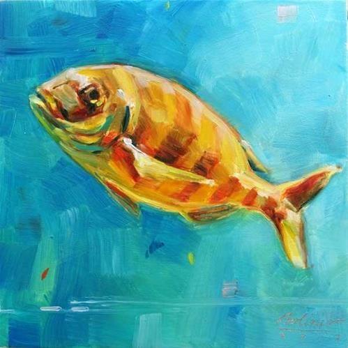 """""""468 Fish"""" -  Anja Berliner"""
