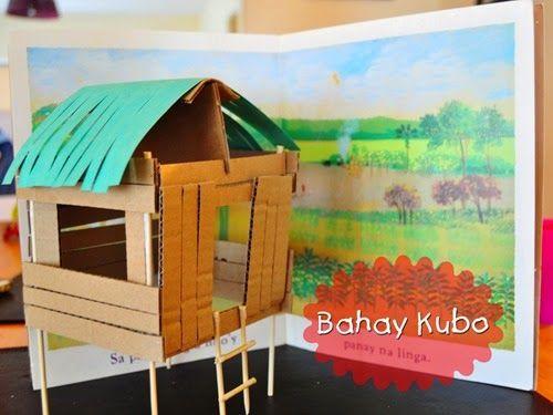 The Making Of Bahay Kubo Výtvarno 1st Grade Activities