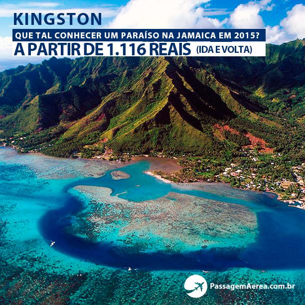 Jamaica foi o destino de lua de mel preferido de quem se casou em 2014, segundo pesquisa feito pelo facebook.  As paisagens são realmente lindas, e a promoção para viajar para lá em 2015 continua!  Link das ofertas: https://www.passagemaerea.com.br/promocional-jamaica-2015.html  #passagemaerea #luademel #jamaica #kingston