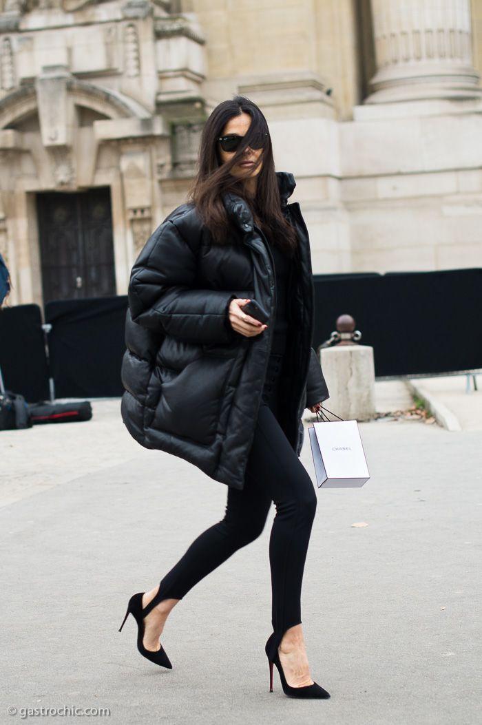 Photo of P&D MODEBERATUNG empfiehlt Schwarz#styling#fashion#black#schwarz#allover#monochr…