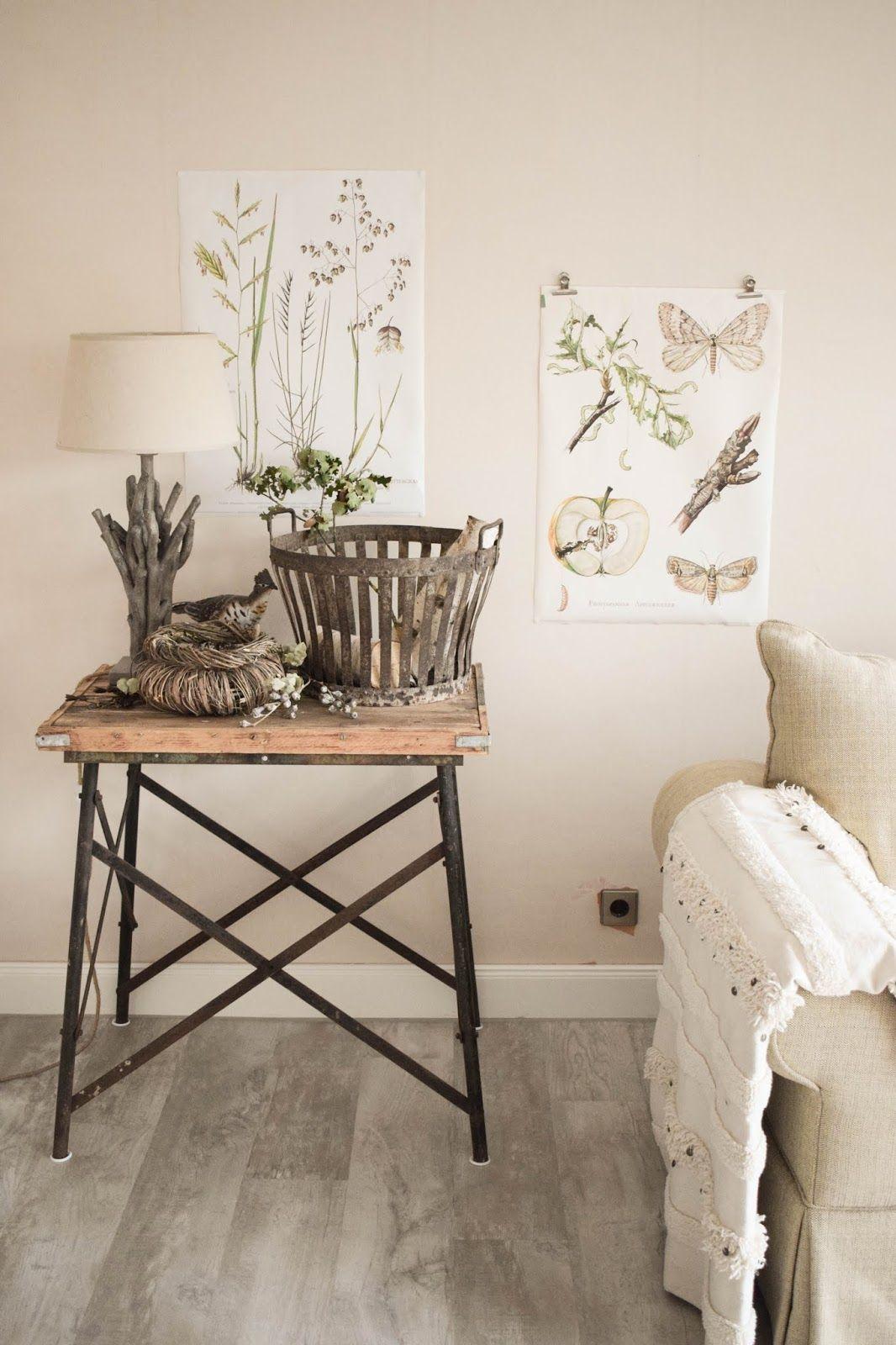deko herbst naturdeko natürlich dekorieren für sideboard