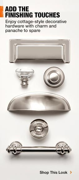 cabinet hardware for shaker cabinets - Google Search ...