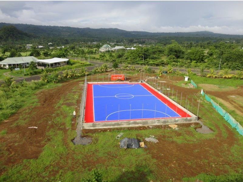 Futsal Home basketball court, Sport court, Sports
