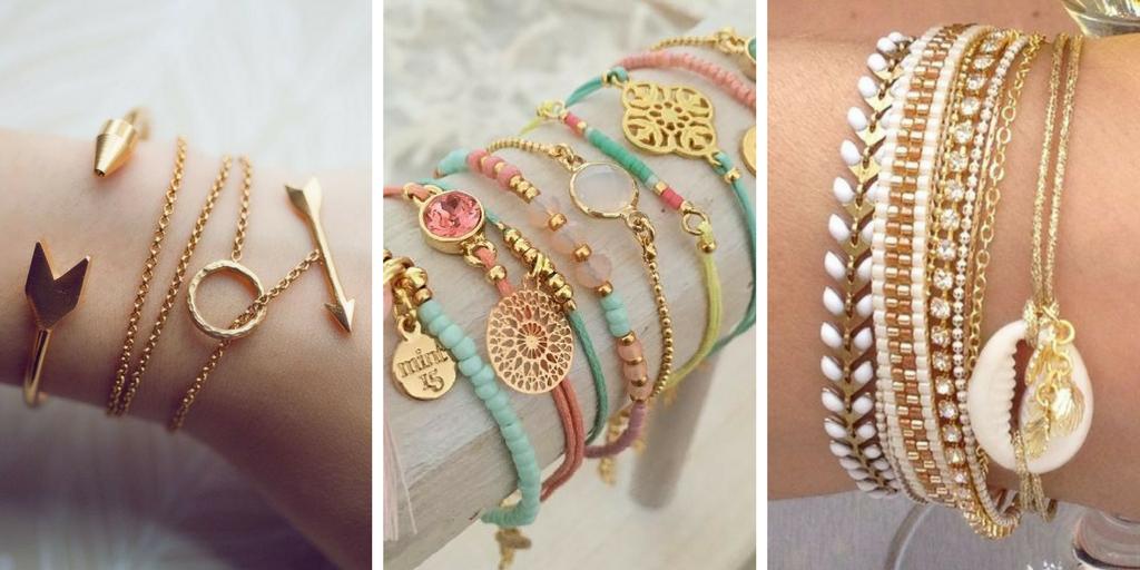 Models of ladies' bracelets -  Models of Ladies' Bracelets – Attractive bracelets Attractive ladi
