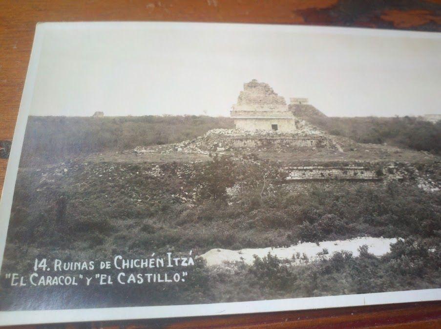 """Ruinas de Chichen Itza """"El Caracol y El Castillo"""""""