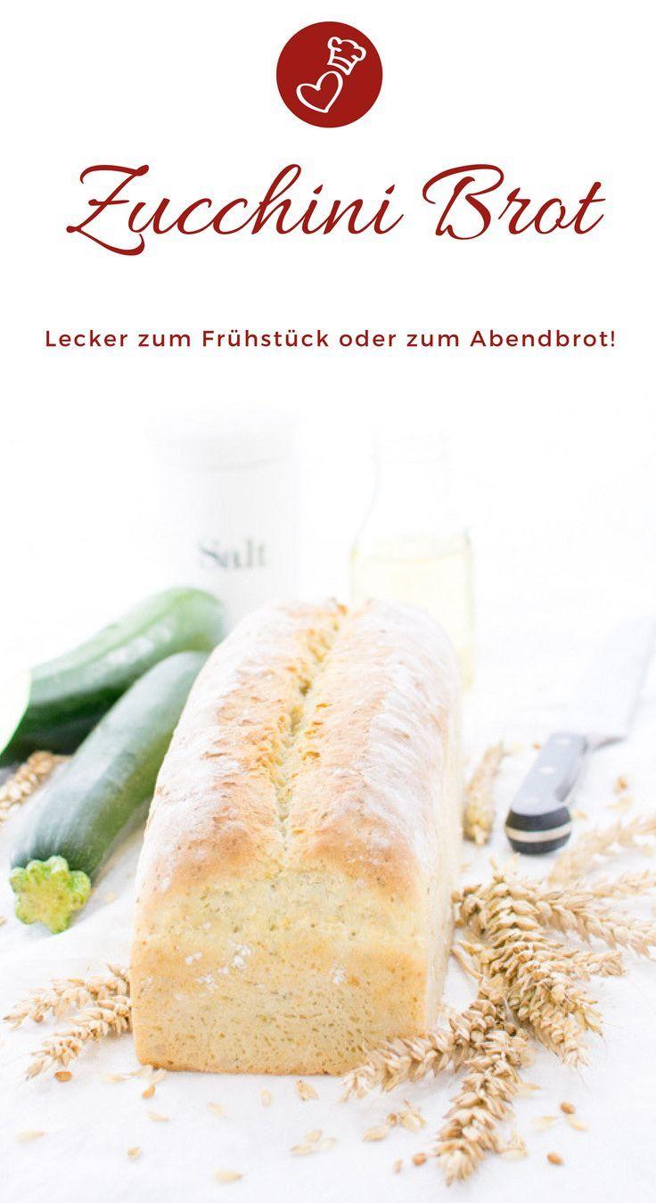 Photo of Zucchini bread – recipe for a super fluffy bread