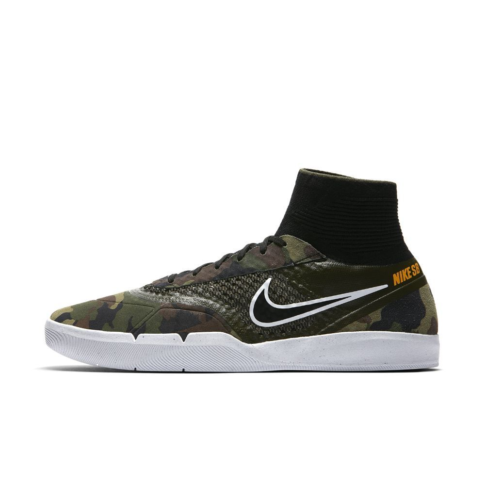 Nike SB Koston 3 Hyperfeel Men's Skateboarding Shoe Black/White