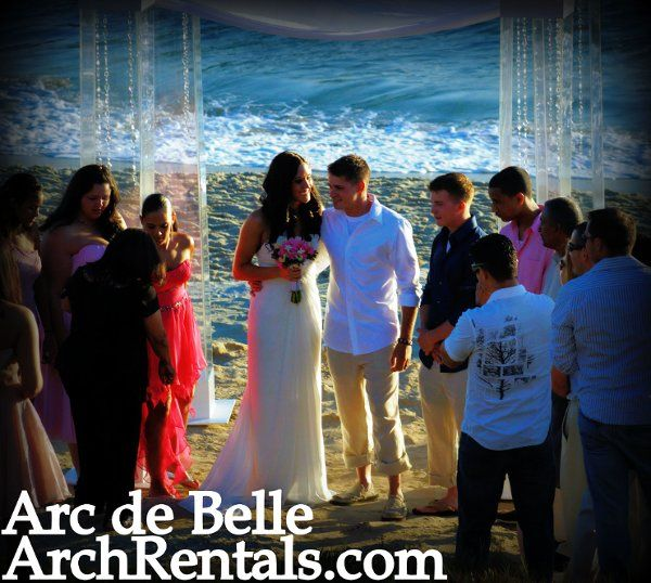 See Arc De Belle Wedding Arch Chuppah Canopy Photo Booth