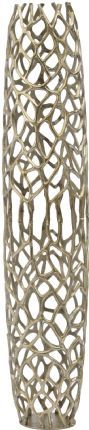 TheLibraCompany The Libra Company GOLD CORAL CAGE VASE ...