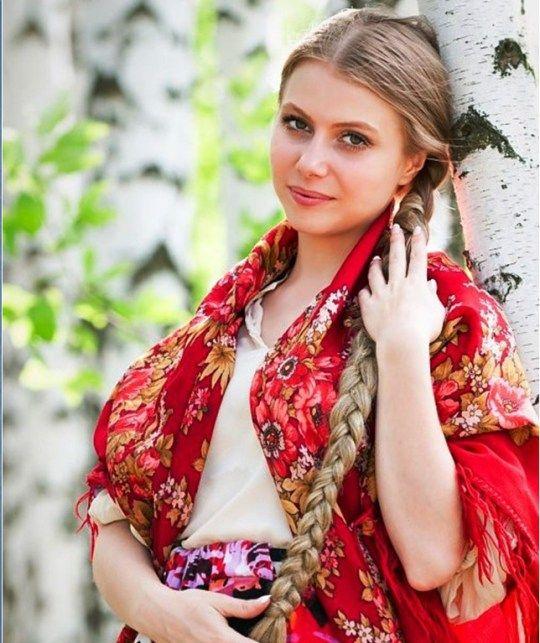 фото женщин красивых русских