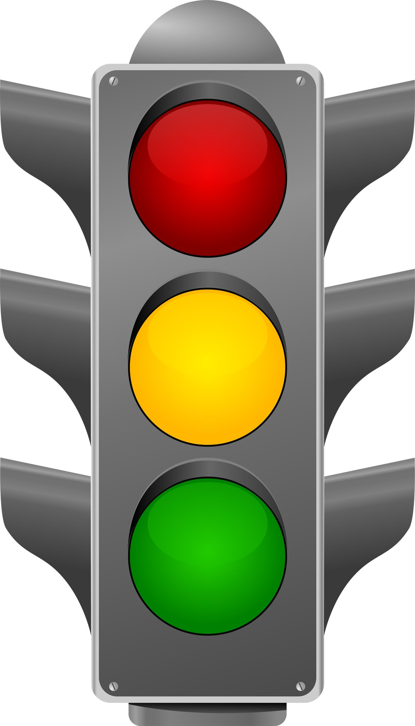 Printable Traffic Light
