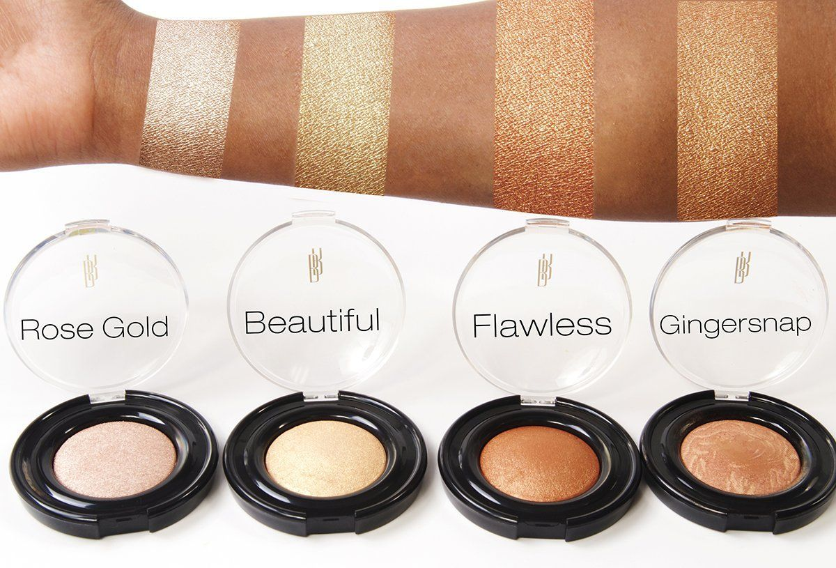 Black Radiance Artisan Color Baked Bronzers Beautytipseyelashes
